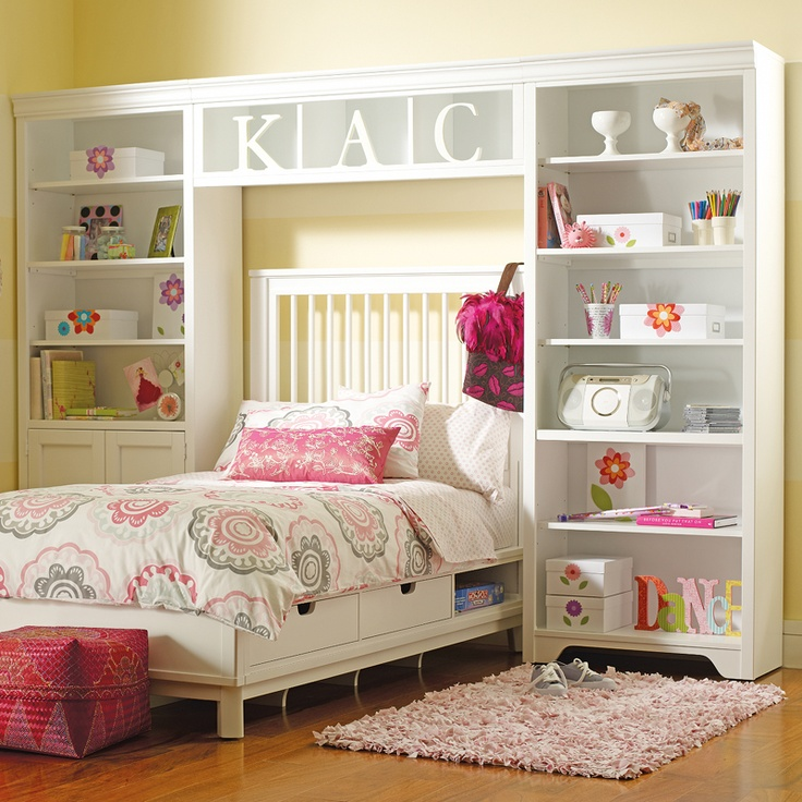 Consigli d 39 arredo per vivere in armonia casa therapy for Shelving for kids room